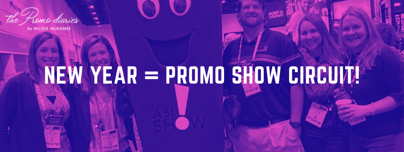 New Year = Promo Show Circuit!